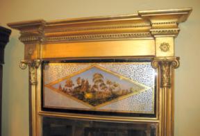 Зеркала в технике églomisé
