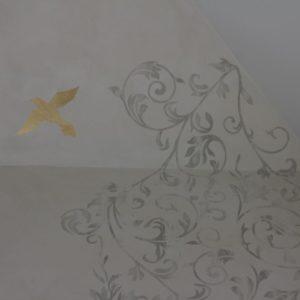 Фламандка, классико, золочение