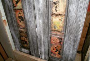 Декор дверей и мебели