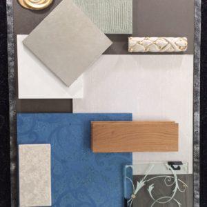 Подбор материалов к дизайн проекту
