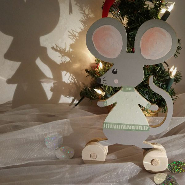 Мышка 001