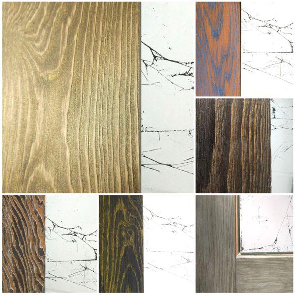 Образцы Деревянных рам