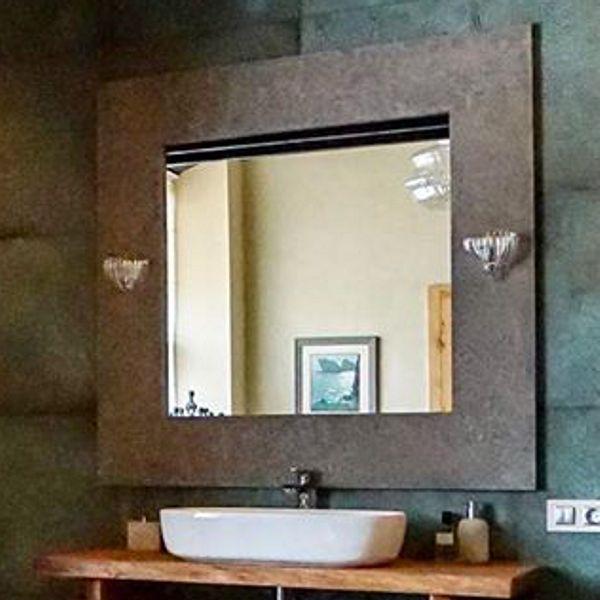 Зеркало в раме Старый камень