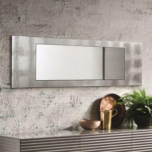 Декоративное зеркало в серебряной / золотой раме